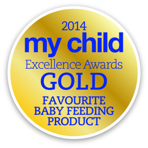 2014 GOLD FAVOURITE BABY FEEDING PRODUCT