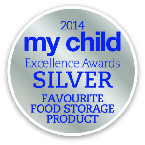 2014 GOLD FAVOURITE BABY FOOD STORAGE