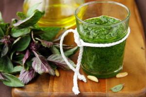 http://www.dreamstime.com/royalty-free-stock-image-italian-pesto-sauce-image16443556
